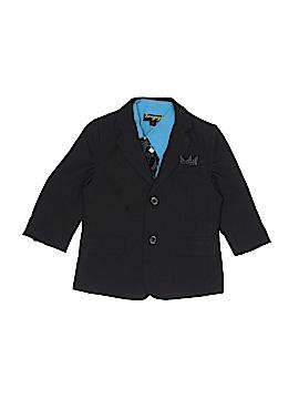 Vangogh Long Sleeve Button-Down Shirt Size 3T