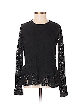 Wren Long Sleeve Blouse Size XS