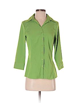 Como 3/4 Sleeve Blouse Size S