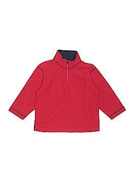 Lands' End Fleece Jacket Size 4