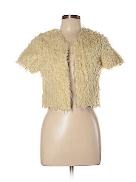 Rodarte for Target Faux Fur Jacket Size M