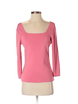 Adrienne Vittadini 3/4 Sleeve Top Size M
