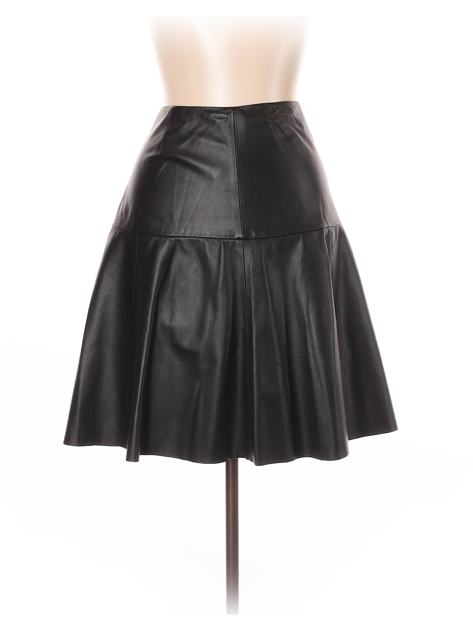 Skirt Ralph Leather Boutique Lauren by leisure Lauren YqFFwnUB