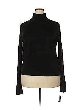 Karen Scott Turtleneck Sweater Size 3X (Plus)