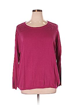 TU Pullover Sweater Size 22 (Plus)
