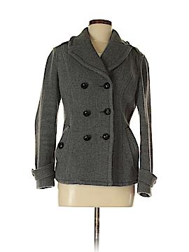 Burberry Brit Wool Coat Size 8