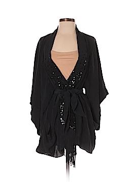 Calypso St. Barth Silk Cardigan Size Sm (0)