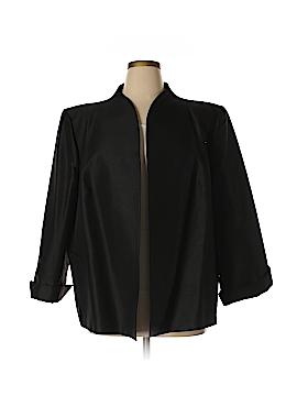 Dana Buchman Silk Blazer Size 20 (Plus)