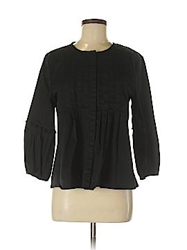 Katherine New York 3/4 Sleeve Button-Down Shirt Size M