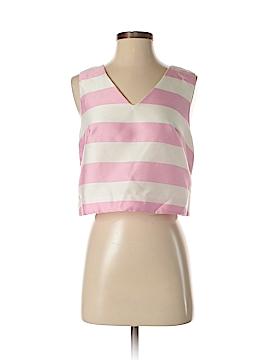 Ark & Co. Sleeveless Blouse Size S
