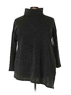 RACHEL Rachel Roy Turtleneck Sweater Size 2X (Plus)