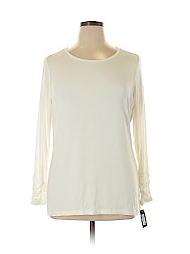 Alfani Long Sleeve Top Size 1X (Plus)