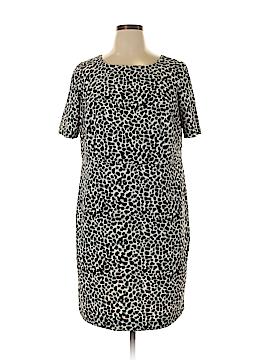 Talbots Casual Dress Size 14W Petite (Petite)