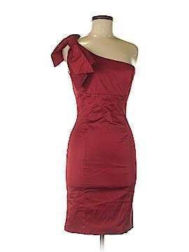 Flavio Castellani Cocktail Dress Size 42 (IT)