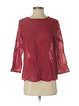 Ara 3/4 Sleeve Blouse Size S