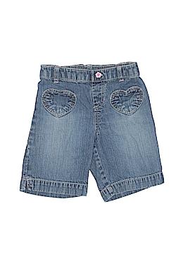 Jumping Beans Denim Shorts Size 6X