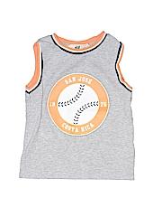 H&M Boys Sleeveless T-Shirt Size 2 - 4