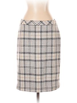 L.L.Bean Wool Skirt Size 4