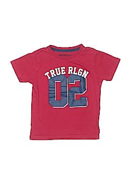 True Religion Short Sleeve T-Shirt Size 4