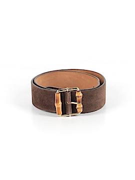 Doncaster Leather Belt Size M