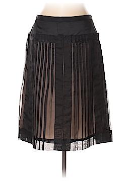 BCBGMAXAZRIA Silk Skirt Size 10