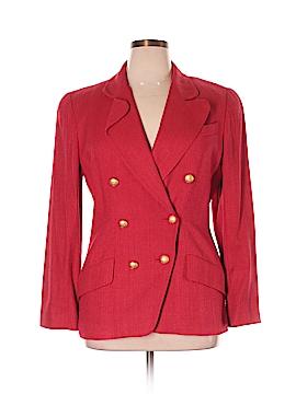 Carlisle Silk Blazer Size 14