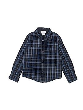 BOSS by HUGO BOSS Long Sleeve Button-Down Shirt Size 4