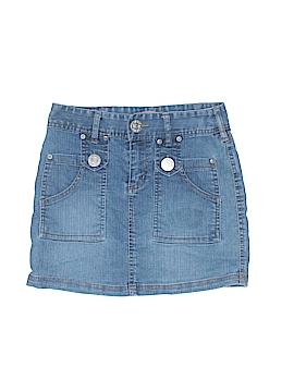 Just A Girl Denim Skirt Size 8