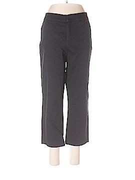 JM Collection Khakis Size 12