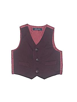 FT Apparel Tuxedo Vest Size 6-9 mo
