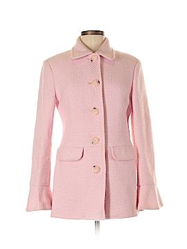 Etcetera Wool Coat Size 8