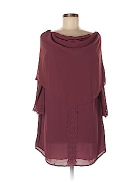 Astr 3/4 Sleeve Blouse Size M