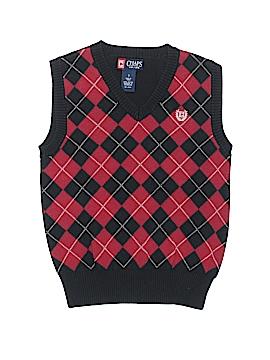 Champs Sweater Vest Size 7