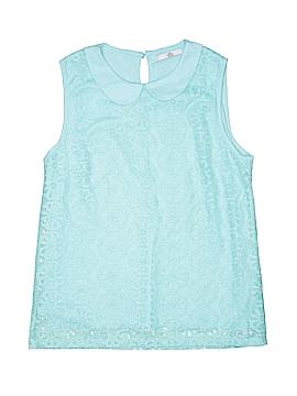 M&S Sleeveless Blouse Size 12 - 13