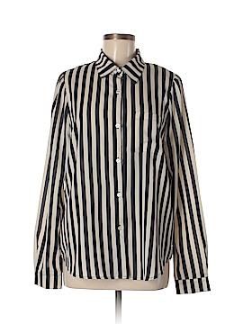 KNT By Kova & T Long Sleeve Blouse Size L