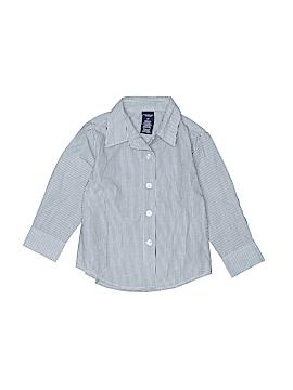 Jonathan Strong Long Sleeve Button-Down Shirt Size 2T