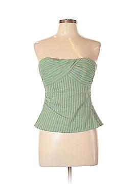 Nanette Lepore Sleeveless Silk Top Size 6
