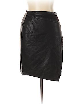 Buffalo by David Bitton Faux Leather Skirt Size L