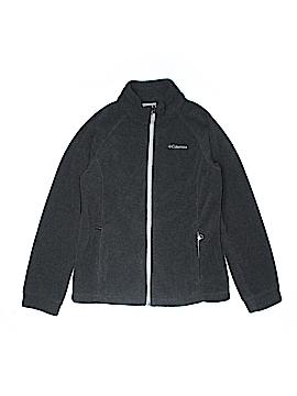 Columbia Fleece Jacket Size 16