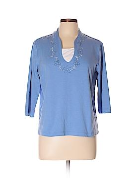 Rebecca Minkoff 3/4 Sleeve Top Size L