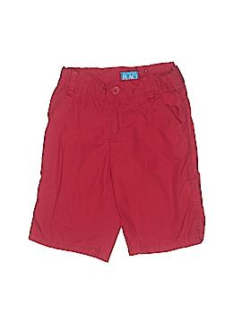 The Children's Place Khaki Shorts Size 6 - 7
