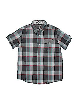 Shaun White Short Sleeve Button-Down Shirt Size 6 - 7