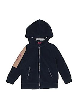 IKKS Zip Up Hoodie Size 4