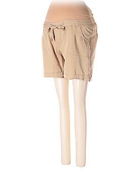 Liz Lange Maternity for Target Khaki Shorts Size S (Maternity)