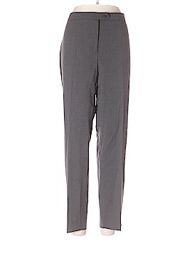 Peserico Wool Pants Size 48 (IT)