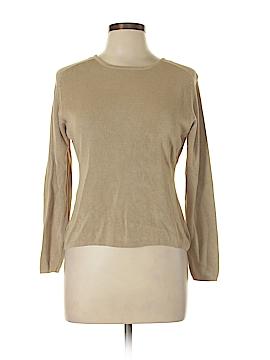 Barry Bricken Silk Pullover Sweater Size M