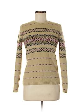 Gianni Bini Cashmere Pullover Sweater Size M