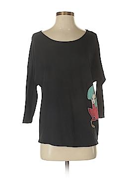 Barneys New York 3/4 Sleeve T-Shirt Size S
