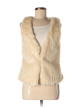 Love Tree Faux Fur Vest Size S