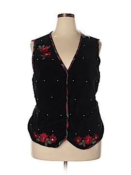 Maggie Barnes Vest Size 24W (Plus)